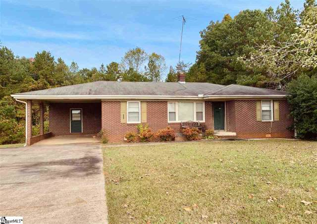 124 Holliday Road, Six Mile, SC 29682 (#1405082) :: The Haro Group of Keller Williams
