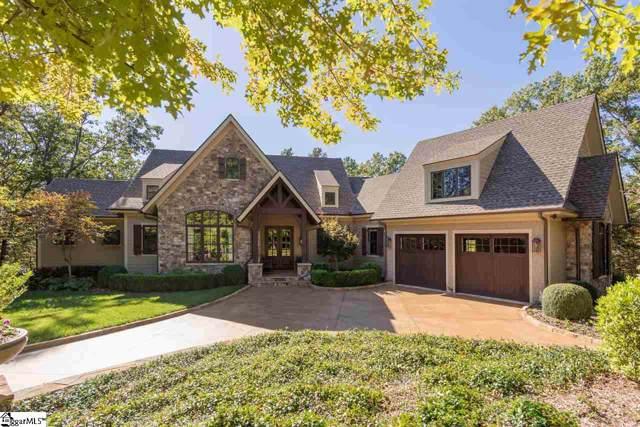 425 Highridge Parkway, Marietta, SC 29661 (#1405123) :: Hamilton & Co. of Keller Williams Greenville Upstate