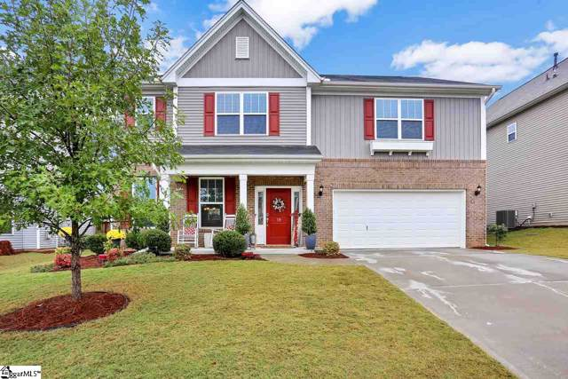 19 Howards End Court, Simpsonville, SC 29681 (#1405127) :: Coldwell Banker Caine