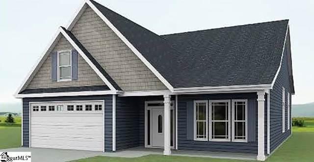 303 Loxley Drive, Simpsonville, SC 29680 (#1405149) :: Hamilton & Co. of Keller Williams Greenville Upstate