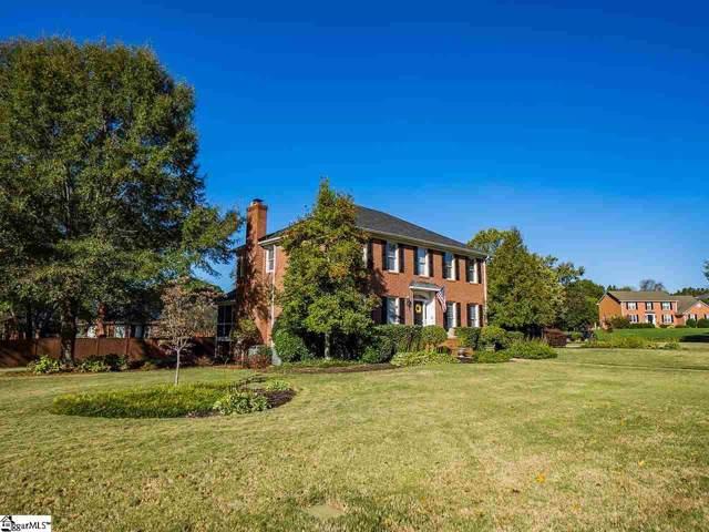 200 Woodbridge Way, Simpsonville, SC 29681 (#1405186) :: Hamilton & Co. of Keller Williams Greenville Upstate