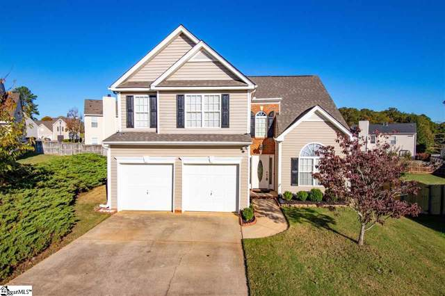 110 Ashby Cross Court, Greer, SC 29651 (#1405214) :: Hamilton & Co. of Keller Williams Greenville Upstate