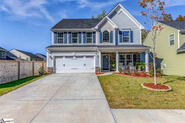 12 Fawn Hill Drive, Simpsonville, SC 29681 (#1405218) :: The Toates Team