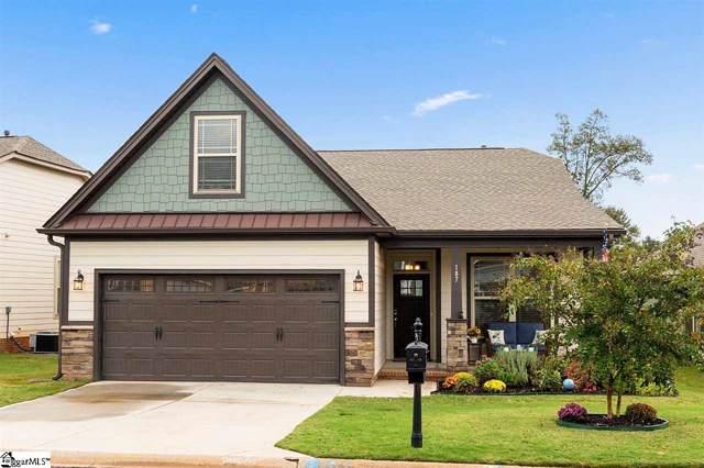 187 Bur Oak Drive, Taylors, SC 29687 (#1405221) :: Hamilton & Co. of Keller Williams Greenville Upstate