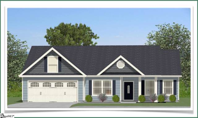1103 Rosabella Lane, Greer, SC 29651 (#1405302) :: Hamilton & Co. of Keller Williams Greenville Upstate