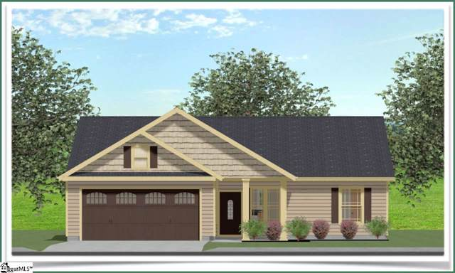 107 Devonfield Drive, Greer, SC 29651 (#1405304) :: The Toates Team