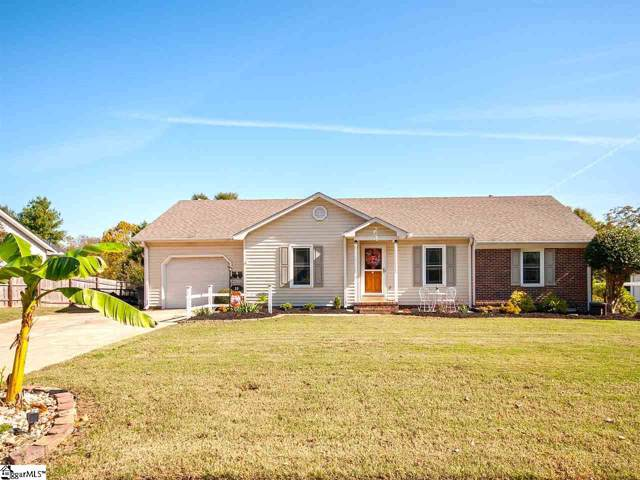 10 Chosen Court, Greer, SC 29650 (#1405306) :: Connie Rice and Partners
