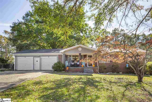 207 Mountain View Drive, Central, SC 29630 (#1405308) :: Hamilton & Co. of Keller Williams Greenville Upstate