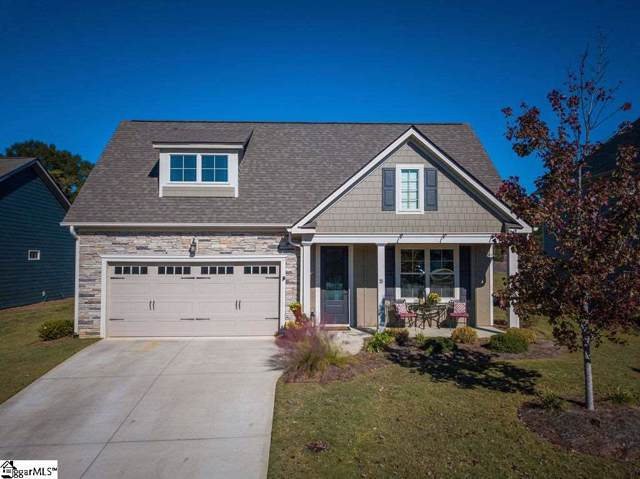 23 Belle Oaks Drive, Simpsonville, SC 29680 (#1405318) :: Coldwell Banker Caine