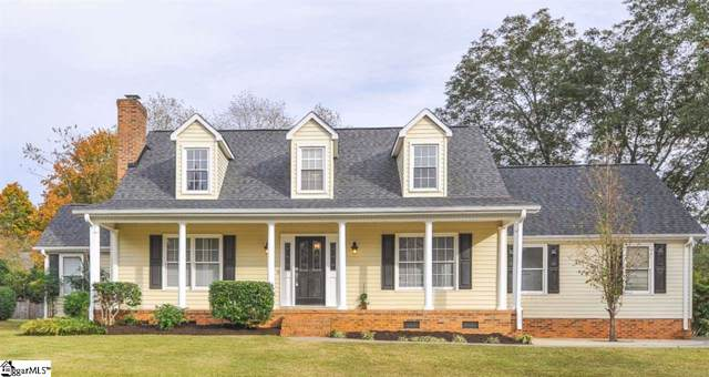 2 Clevington Court, Simpsonville, SC 29681 (#1405321) :: Hamilton & Co. of Keller Williams Greenville Upstate