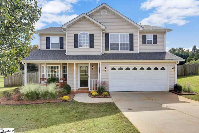 8 Corey Way, Travelers Rest, SC 29690 (#1405328) :: Hamilton & Co. of Keller Williams Greenville Upstate