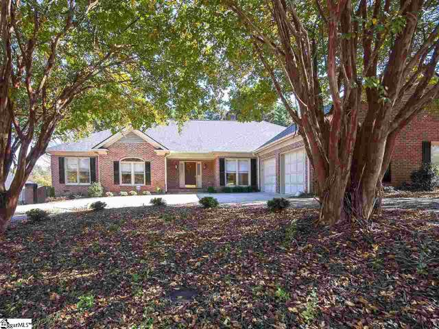 5 Stone Valley Court, Greer, SC 29650 (#1405337) :: Hamilton & Co. of Keller Williams Greenville Upstate