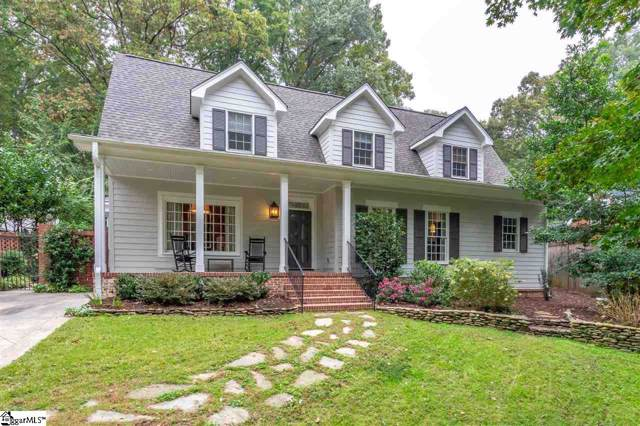 119 Sylvan Way, Greenville, SC 29605 (#1405343) :: Hamilton & Co. of Keller Williams Greenville Upstate