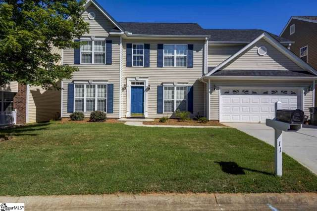 11 Galway Drive, Greer, SC 29650 (#1405347) :: The Toates Team