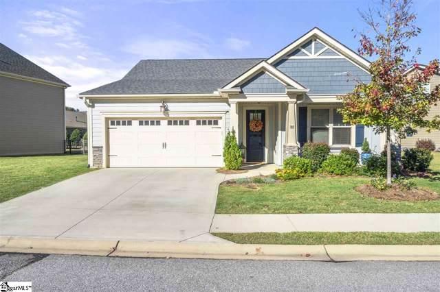 322 Belle Oaks Drive, Simpsonville, SC 29680 (#1405349) :: Coldwell Banker Caine