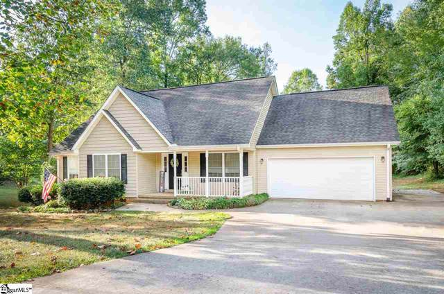 712 Sunny Shore Lane, Anderson, SC 29621 (#1405354) :: Hamilton & Co. of Keller Williams Greenville Upstate