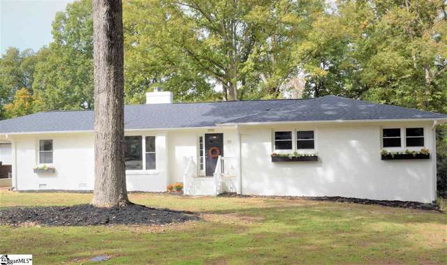 117 Bessie Avenue, Greer, SC 29651 (#1405368) :: Coldwell Banker Caine