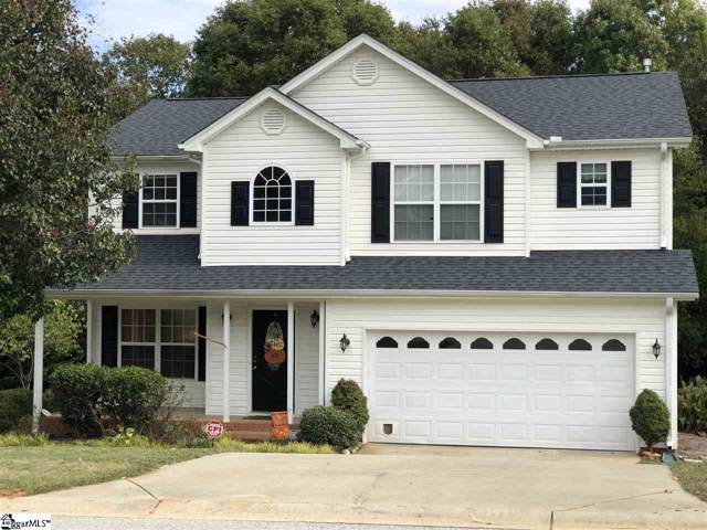 32 Corey Way, Travelers Rest, SC 29690 (#1405389) :: Hamilton & Co. of Keller Williams Greenville Upstate