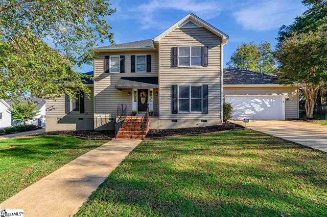 204 Grayson Drive, Travelers Rest, SC 29690 (#1405404) :: The Haro Group of Keller Williams