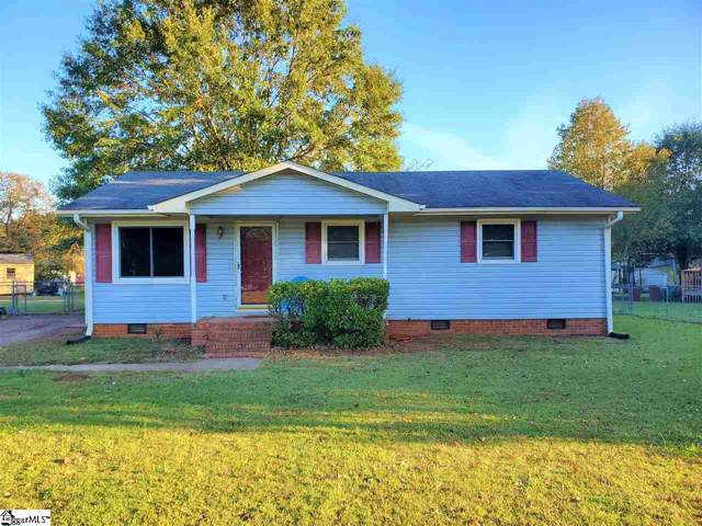 4 Ford Drive, Wellford, SC 29385 (#1405417) :: Hamilton & Co. of Keller Williams Greenville Upstate