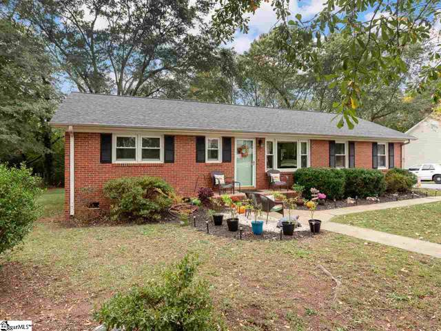 210 Quiet Acres Drive, Spartanburg, SC 29301 (#1405424) :: J. Michael Manley Team
