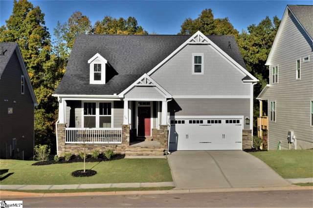 605 Longfellow Way, Simpsonville, SC 29681 (#1405431) :: Hamilton & Co. of Keller Williams Greenville Upstate