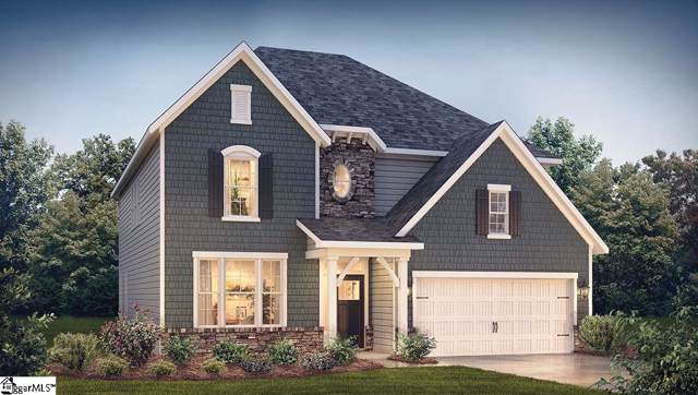 641 Highgarden Lane Lot 120, Boiling Springs, SC 29316 (#1405434) :: Connie Rice and Partners