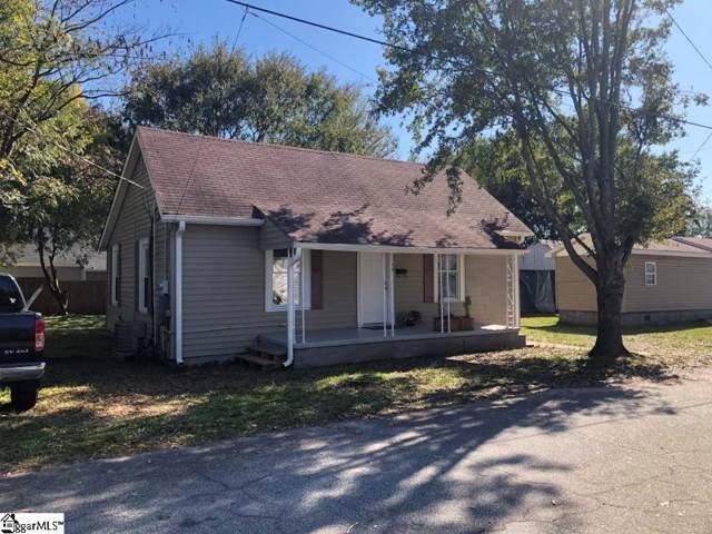 12 7th Street, Greer, SC 29651 (#1405435) :: Hamilton & Co. of Keller Williams Greenville Upstate