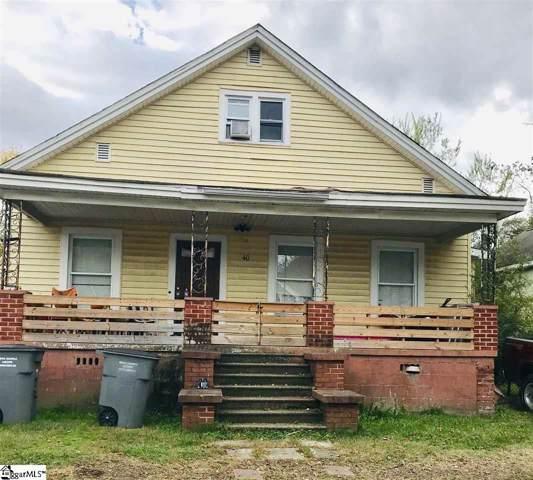 40 Seyle Street, Greenville, SC 29605 (#1405459) :: Hamilton & Co. of Keller Williams Greenville Upstate