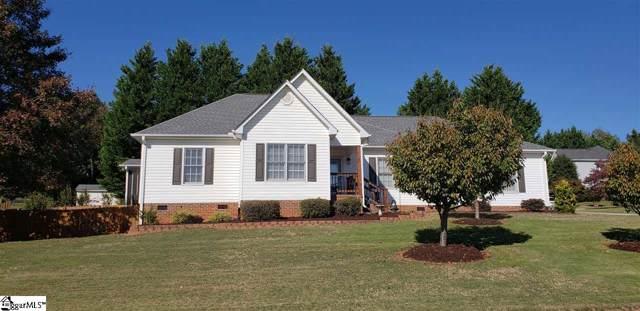 2 Oak Wind Circle, Greer, SC 29651 (#1405489) :: Hamilton & Co. of Keller Williams Greenville Upstate