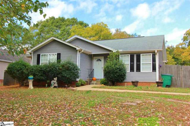 101 Rainbow Circle, Mauldin, SC 29662 (MLS #1405525) :: Prime Realty