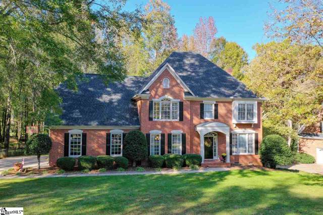 105 Hidden Oak Terrace, Simpsonville, SC 29681 (#1405566) :: Coldwell Banker Caine