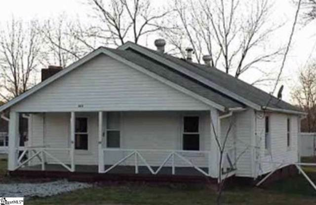 843 Saint Mark Road, Taylors, SC 29687 (#1405581) :: Hamilton & Co. of Keller Williams Greenville Upstate