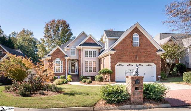 12 Middlewick Court, Simpsonville, SC 29681 (#1405609) :: Hamilton & Co. of Keller Williams Greenville Upstate
