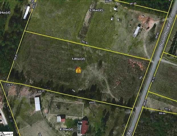 699 Hulon Howard Road, Landrum, SC 29356 (#1405642) :: Mossy Oak Properties Land and Luxury