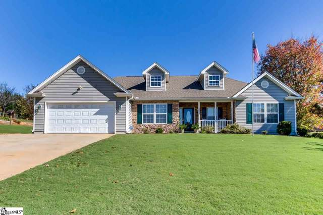 11 Gratiot Lane, Greer, SC 29651 (#1405662) :: The Haro Group of Keller Williams