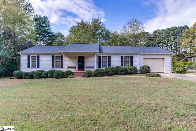 103 Paddock Place, Simpsonville, SC 29681 (#1405666) :: Hamilton & Co. of Keller Williams Greenville Upstate