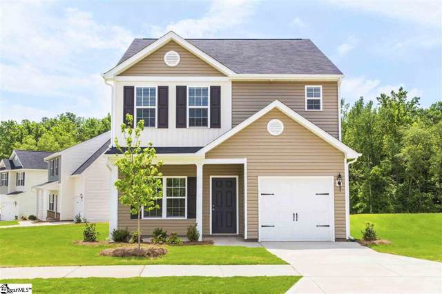 3009 Wingadee Drive, Inman, SC 29349 (#1405699) :: Coldwell Banker Caine