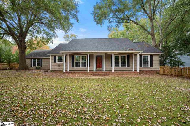 4953 Bridle Path Lane, Greenville, SC 29615 (#1405723) :: Connie Rice and Partners
