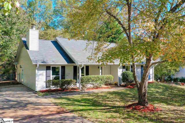 15 Saint Andrews Way, Greenville, SC 29607 (#1405730) :: Coldwell Banker Caine