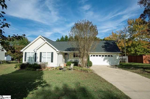 2608 N Lee Circle, Greer, SC 29651 (#1405793) :: Hamilton & Co. of Keller Williams Greenville Upstate