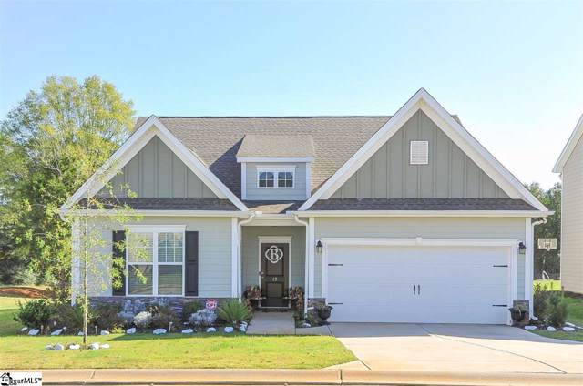 12 Fowler Oaks Lane, Simpsonville, SC 29681 (#1405808) :: Hamilton & Co. of Keller Williams Greenville Upstate