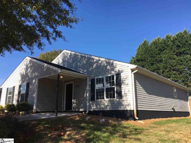 213 Ridgeover Drive, Greenville, SC 29617 (#1405861) :: RE/MAX RESULTS