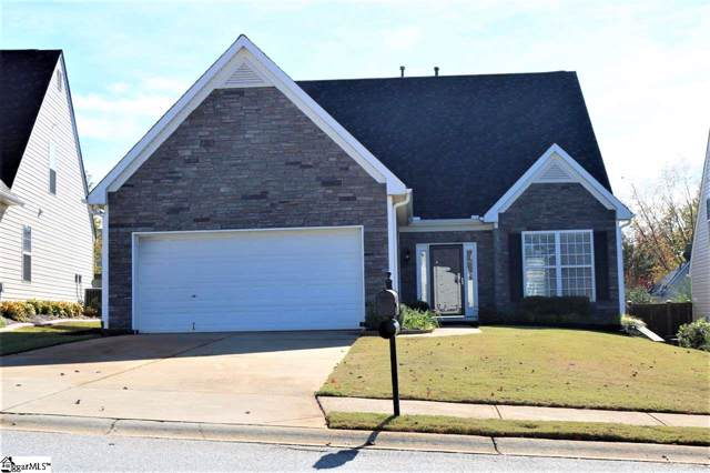 3 Coulter Court, Greer, SC 29650 (#1405897) :: Hamilton & Co. of Keller Williams Greenville Upstate