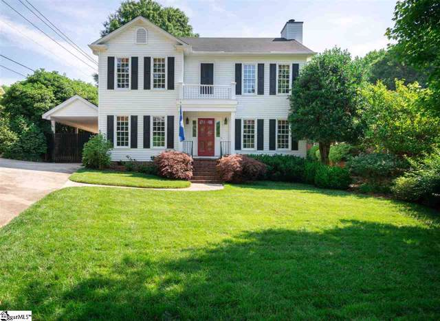 301 Aberdeen Drive, Greenville, SC 29605 (#1405904) :: Connie Rice and Partners