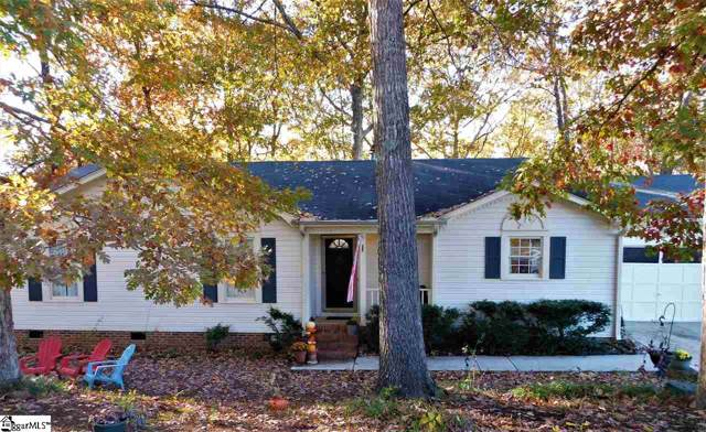 149 W Celestial Drive, Greer, SC 29651 (#1405941) :: Coldwell Banker Caine