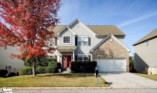 5 Morning Tide Drive, Simpsonville, SC 29681 (#1405943) :: Hamilton & Co. of Keller Williams Greenville Upstate