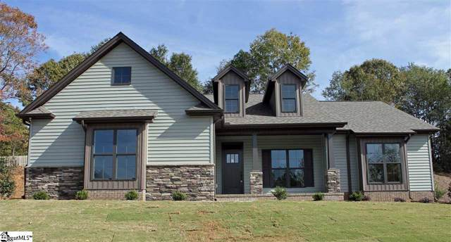 120 Mountain Lake Drive, Piedmont, SC 29673 (#1405955) :: Hamilton & Co. of Keller Williams Greenville Upstate