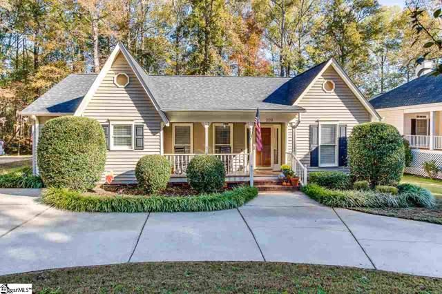 208 Saratoga Drive, Greer, SC 29650 (#1405956) :: Hamilton & Co. of Keller Williams Greenville Upstate