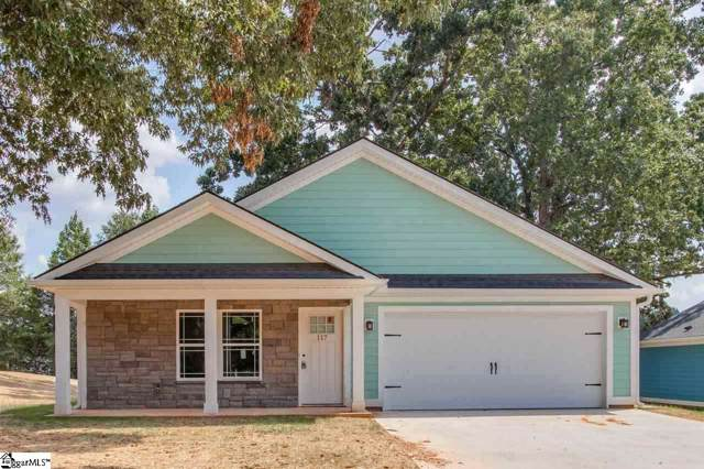 117 Shaw Street, Fountain Inn, SC 29644 (#1405958) :: Connie Rice and Partners